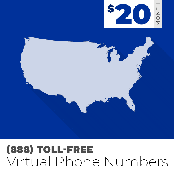 (888) Toll-Free Phone Numbers
