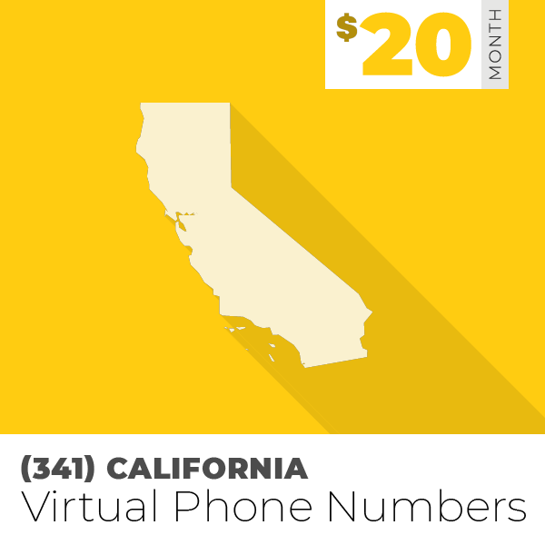 (341) Area Code Phone Numbers
