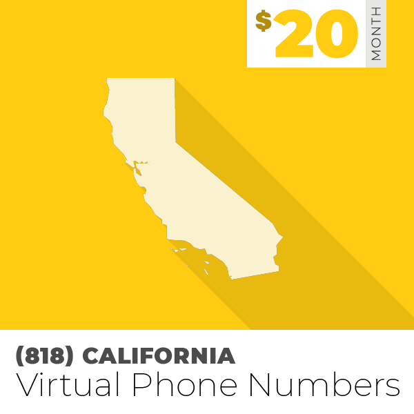 (818) Area Code Phone Numbers