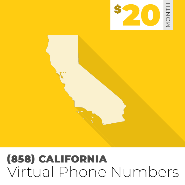(858) Area Code Phone Numbers