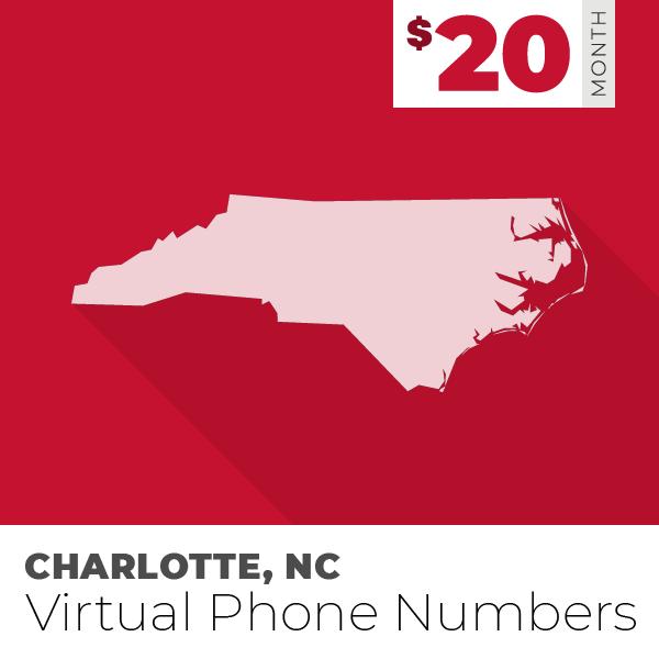 Charlotte, NC Phone Numbers