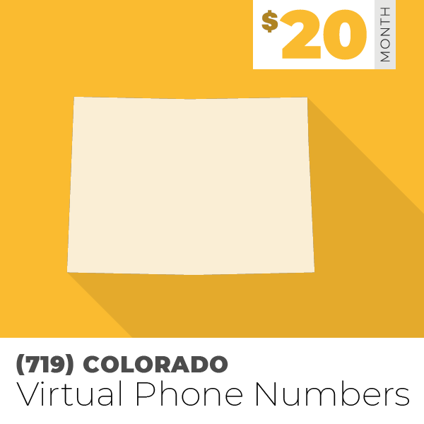 (719) Area Code Phone Numbers