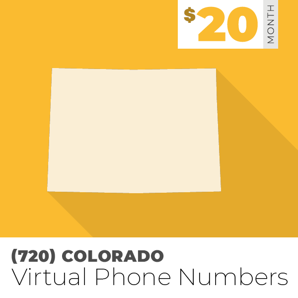 (720) Area Code Phone Numbers