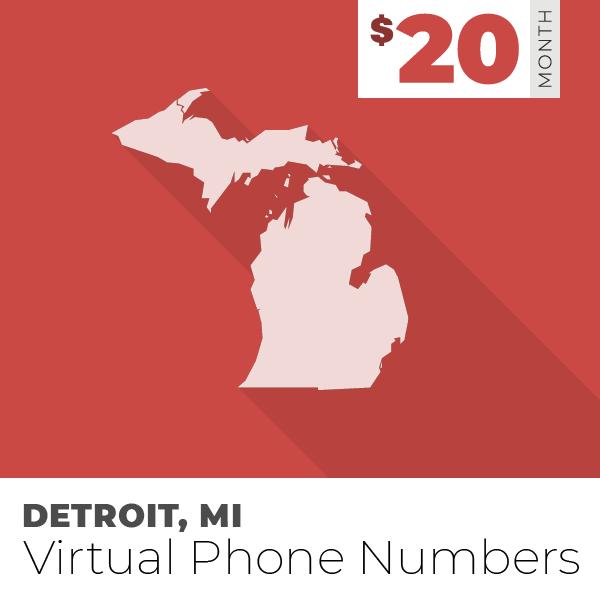 Detroit, MI Phone Numbers