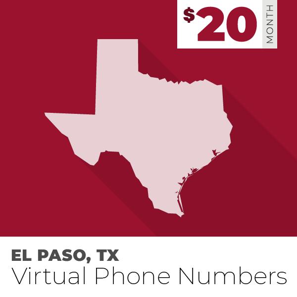 El Paso, TX Phone Numbers