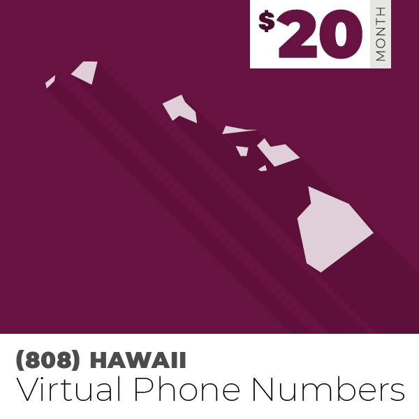(808) Area Code Phone Numbers