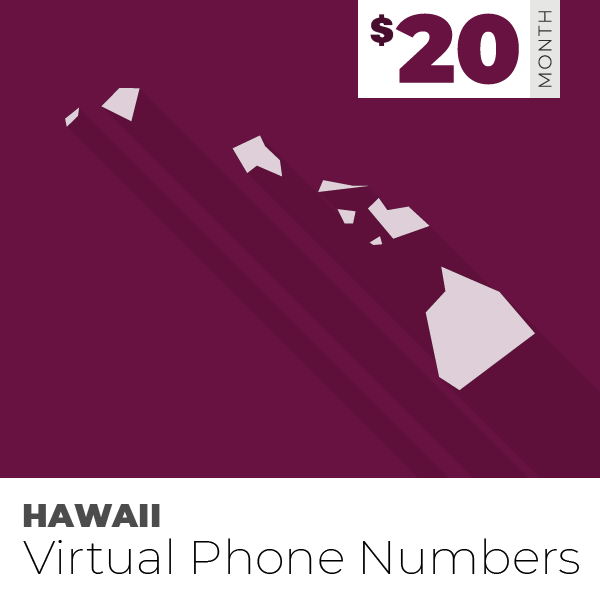 Hawaii Phone Numbers