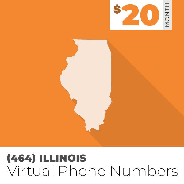 (464) Area Code Phone Numbers