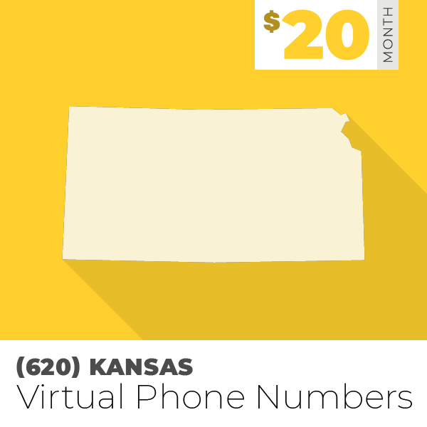 (620) Area Code Phone Numbers