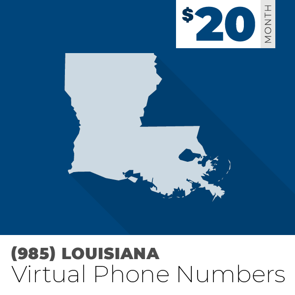 (985) Area Code Phone Numbers