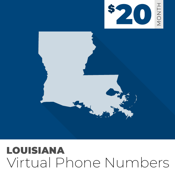 Louisiana Phone Numbers