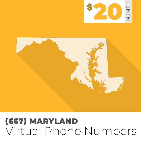 (667) Area Code Phone Numbers