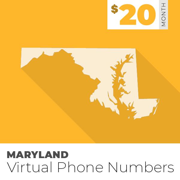 Maryland Phone Numbers