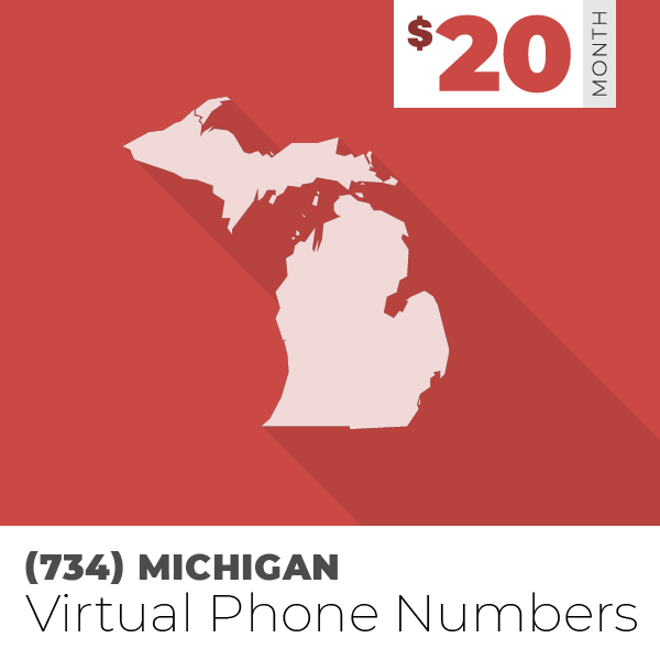 (734) Area Code Phone Numbers