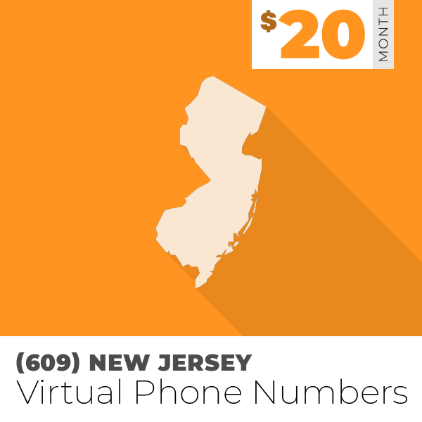 (609) Area Code Phone Numbers