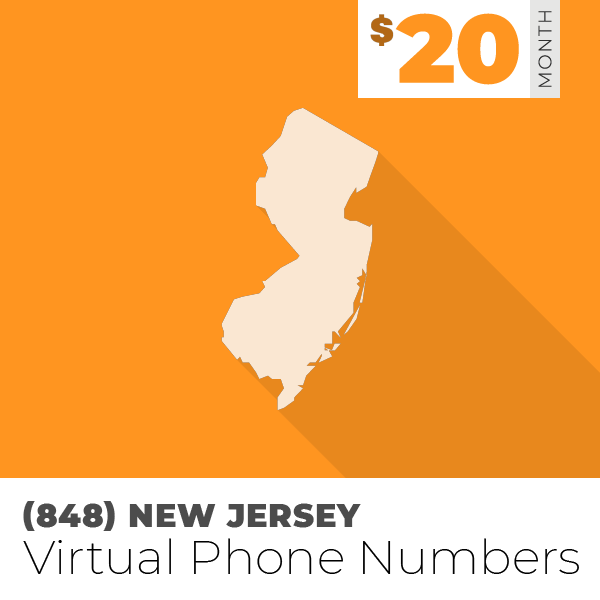 (848) Area Code Phone Numbers