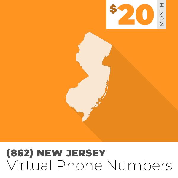 (862) Area Code Phone Numbers