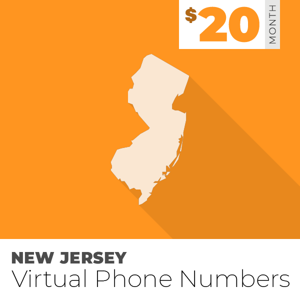 New Jersey Phone Numbers