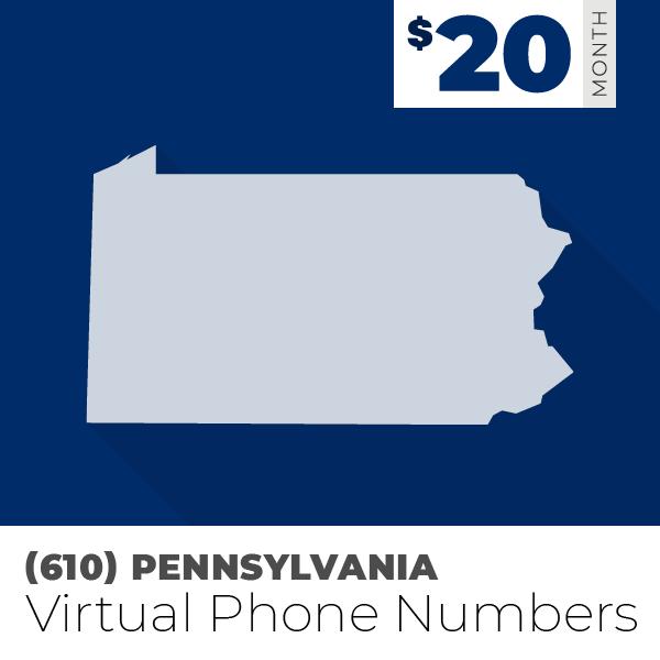 (610) Area Code Phone Numbers
