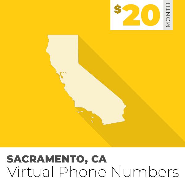 Sacramento, CA Phone Numbers