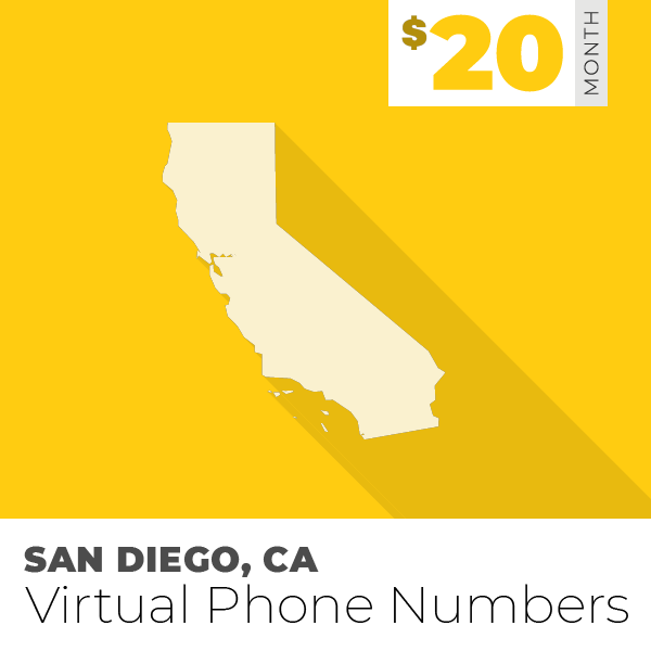 San Diego, CA Phone Numbers