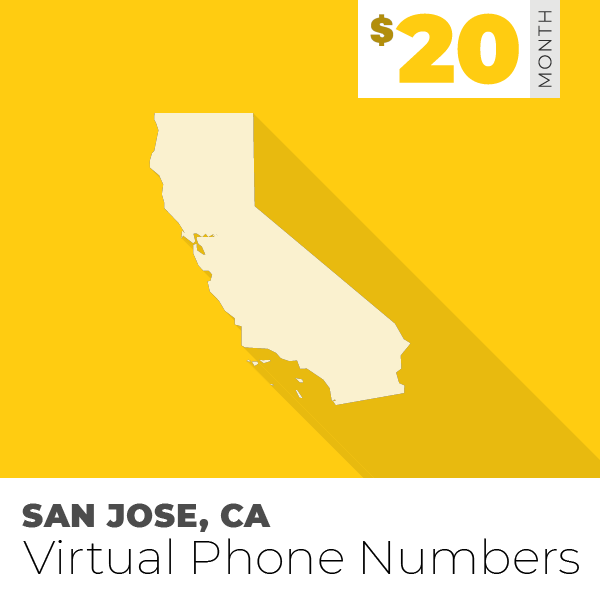 San Jose, CA Phone Numbers