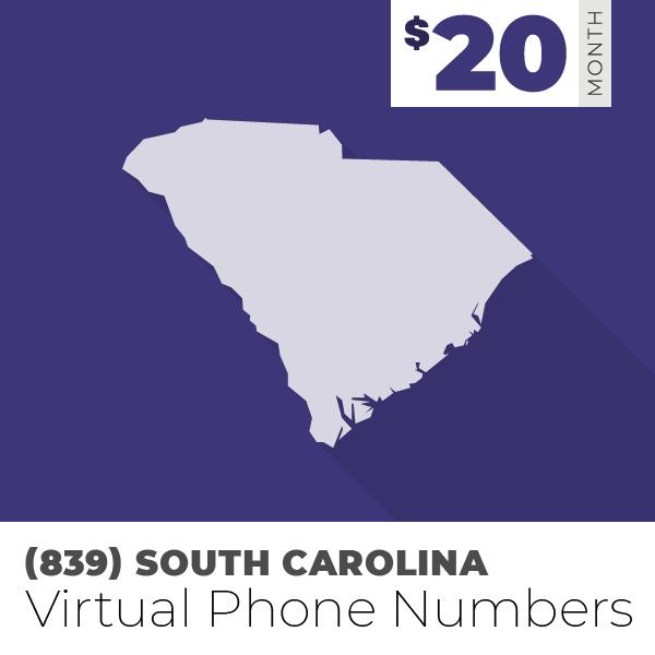 (839) Area Code Phone Numbers