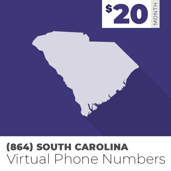 (864) Area Code Phone Numbers