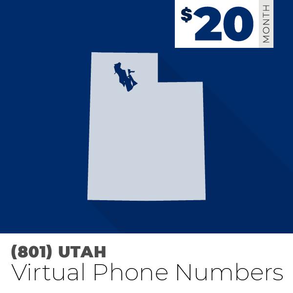 (801) Area Code Phone Numbers
