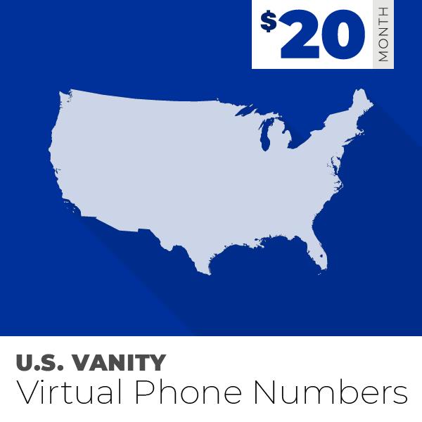 Vanity Phone Numbers