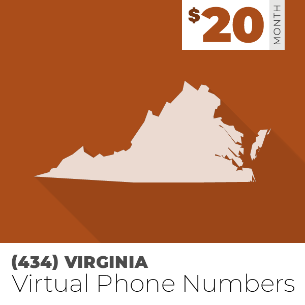 (434) Area Code Phone Numbers