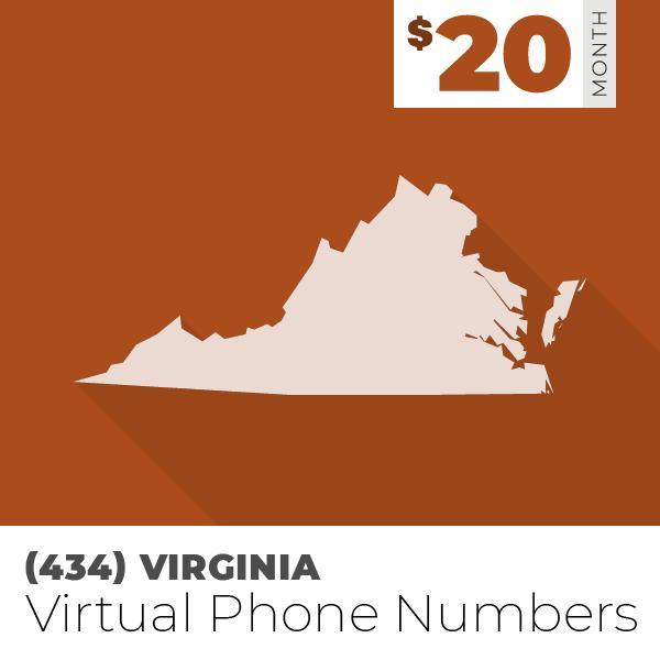 (434) Area Code Phone Numbers
