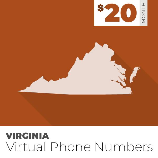 Virginia Phone Numbers