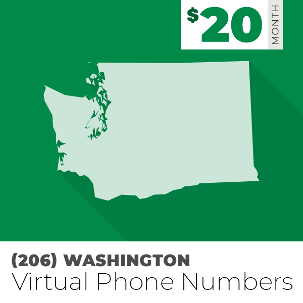 (206) Area Code Phone Numbers