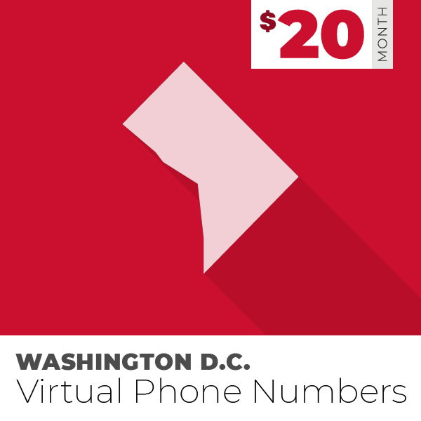 Washington D.C. Phone Numbers