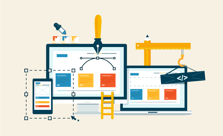 How to Create a Website for Your Business. A Guide for Every Budget Size.
